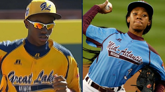 Jackie Robinson West to Face Mo'ne Davis, Philly