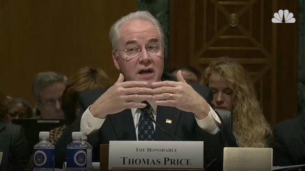 Dems Challenge HHS Nominee on National Health Concerns