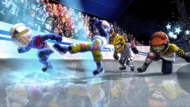 Work It: Red Bull Crashed Ice for Xbox