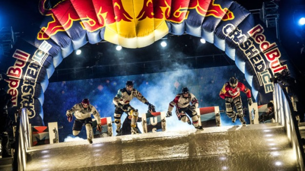 Crashed Ice: Inside the NBC Truck