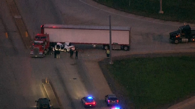 3 Killed in Crash After Car Flees Traffic Stop in Gary