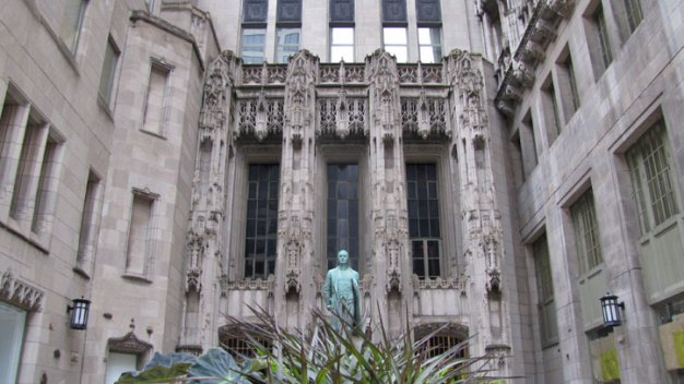 Tribune Tower is For Sale: Report