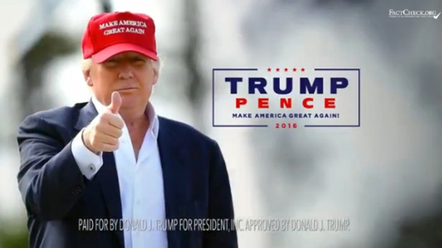 Fact Check: Trump's New Ad Based on Murky Evidence