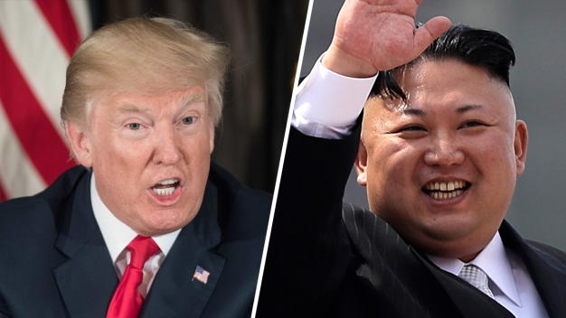 Trump Vows to 'Fix the Mess' as US Targets North Korea Banks