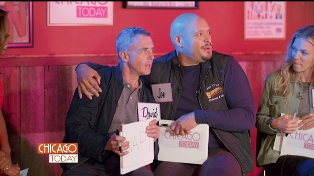 Actors From 'Chicago Fire,' 'Chicago Med,' and 'Chicago PD' Play Newlywed Game