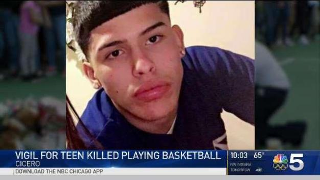17-Year-Old Boy Killed Playing Basketball in Cicero