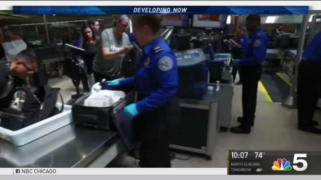 US Demands More Security on International Flights