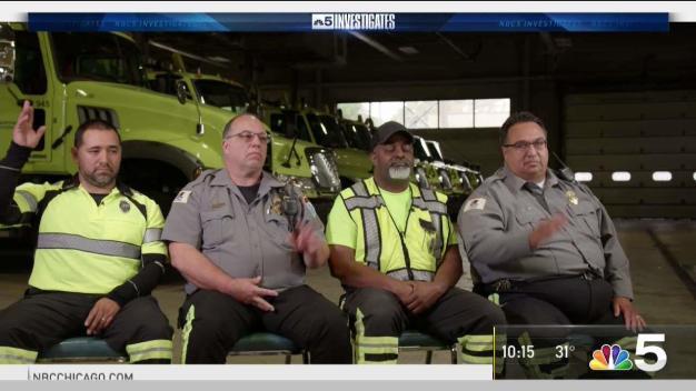 Rescuing Stranded Drivers: Meet the IDOT Minutemen