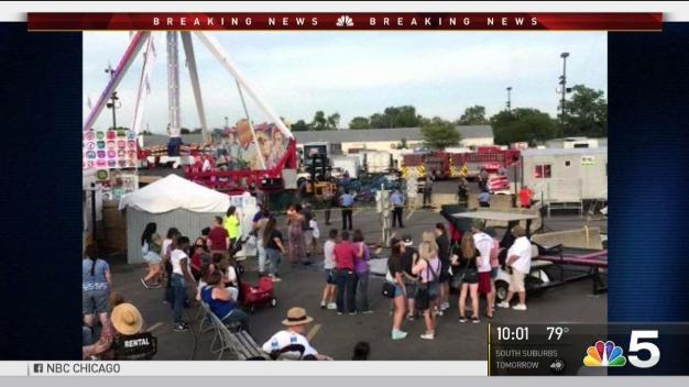 At Least 1 Dead, Several Injured After Ride Malfunction at Ohio State Fair