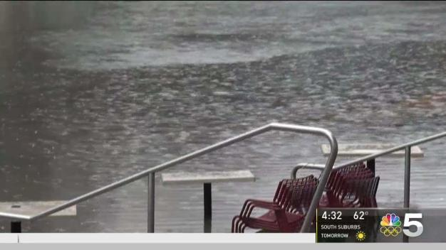Chicago Riverwalk Flooding Hits Businesses' Bottom Line