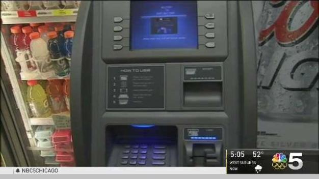 More Than a Dozen ATM Skimmers Found Across Chicago