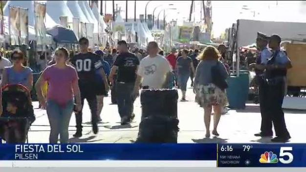 Fiesta Del Sol Set to Kick Off in Pilsen