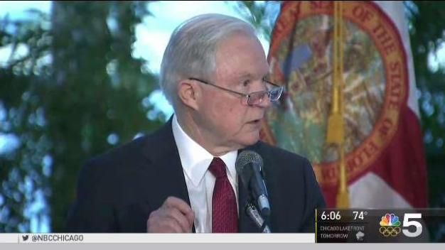 Sessions Blasts Emanuel Over Immigration Policy