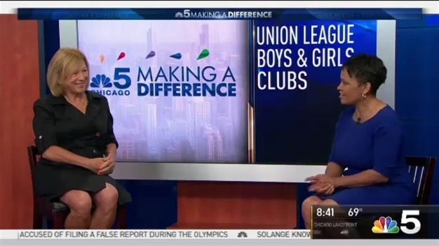 Union League Boys and Girls Clubs Help Children