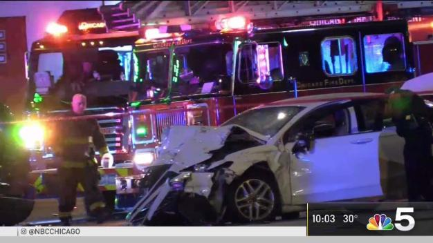 2 Killed in Hit-and-Run Crash on Chicago's South Side