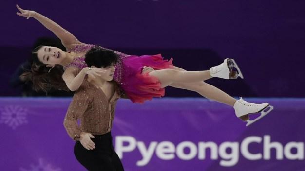 Shibutani Siblings Pick Song for Final Pyeongchang Skate