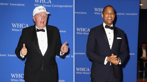 Celebs, Journalists Attend the Trump-Less WH Dinner