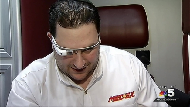 Chicago Ambulance Company Using Google Glass Technology