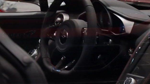 2015 Chicago Auto Show Special: High End Cars