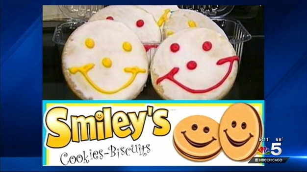 Suit Filed Over Smiling Cookie