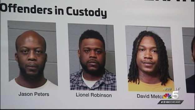 Chicago Police Arrest Gang Members Involved in Fake Ticket Scam
