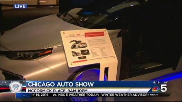2016 Chicago Auto Show