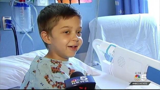 Superheroes Drop In At Local Hospitals