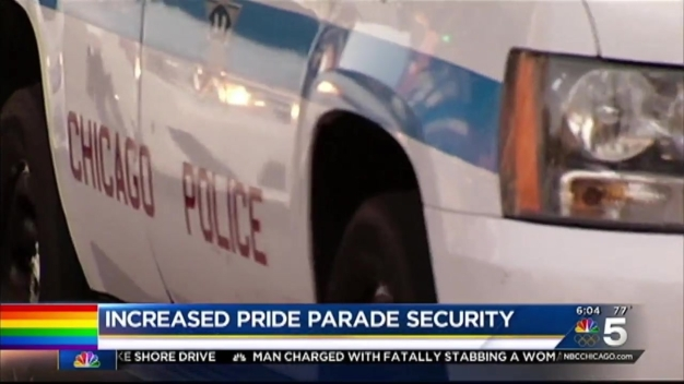 Chicago Prepares for the Pride Parade