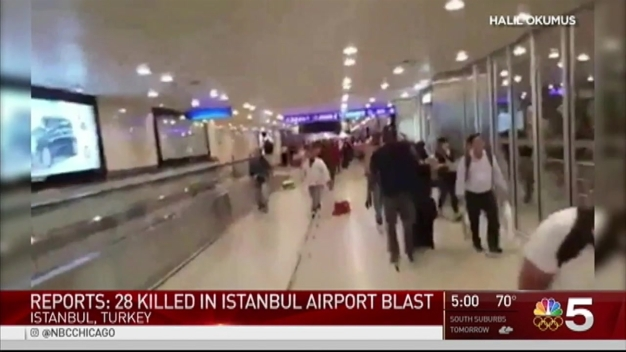 Multiple Deaths Reported in Explosions at Istanbul Airport