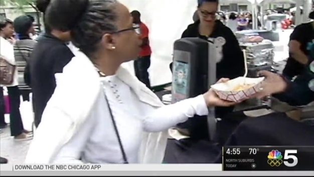 Taste of Chicago Preview Shows Off Featured Foods