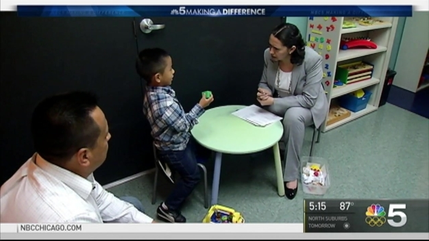 New Program Aims to Provide Screening, Services for Children With Autism and Developmental Delays