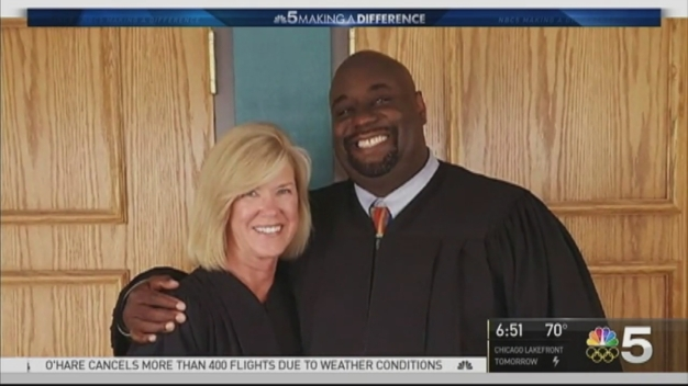 Wisconsin Judge Gives Kidney to Fellow Judge