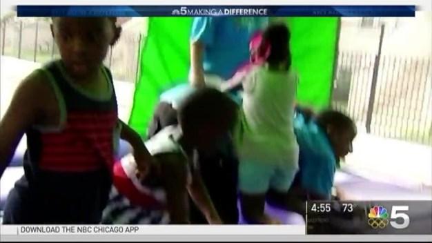 Helping Kids Get Active in Dangerous Chicago Neighborhoods