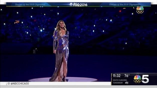 Billions Watch Rio Opening Ceremony