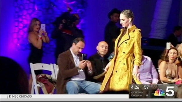 Latino Fashion Week Hits Chicago