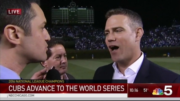 Theo Epstein Reflects on Cubs' Historic Victory