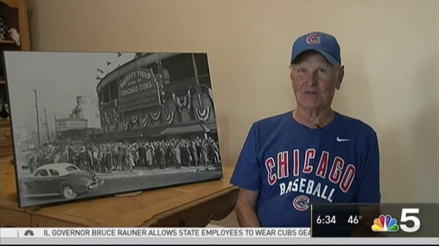 Family of 97-Year-Old Pearl Harbor Vet Hopes to Send Him to World Series