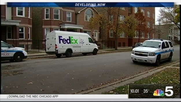 Thieves Target UPS Trucks Delivering Holiday Packages
