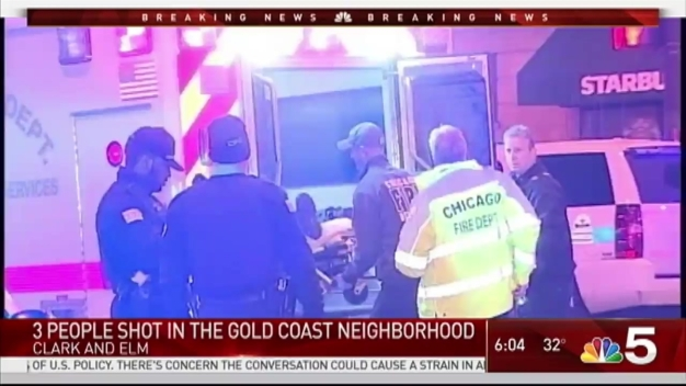 3 Wounded in Gold Coast Shooting
