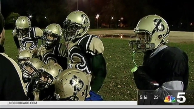 Local Youth Football Accomplishes Feat On and Off Field