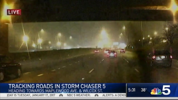 Dense Fog, Possible Flooding Threatens Morning Commute