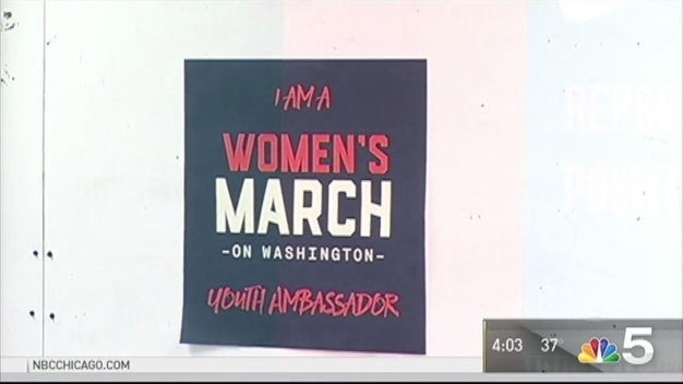 40K Expected at Women's March on Chicago, Organizers Say