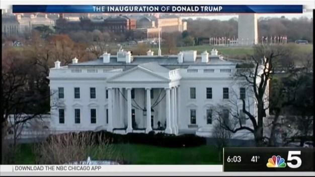 Illinois Rep. Schneider Calls Trump's Inaugural Speech 'Divisive'