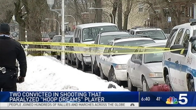 2 Convicted in Shooting That Paralyzed 'Hoop Dreams' Player