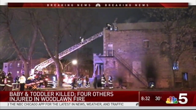 2 Girls Found Dead, 4 Injured in South Side Fire