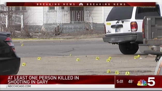 1 Dead, 5 Wounded in Gary Shooting