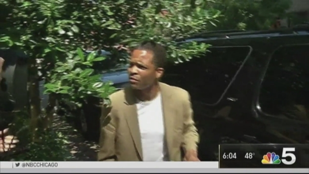 Jesse Jackson Jr. Speaks Publicly About Divorce for 1st Time