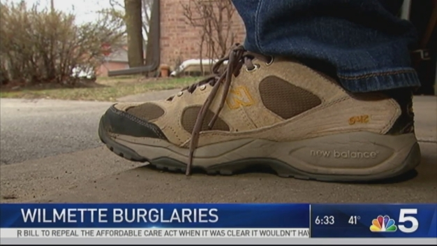 Wilmette Family's Home Burglarized While They Slept