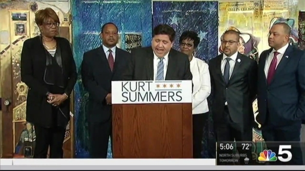 City Treasurer Summers Announces He Will Not Run for Governor