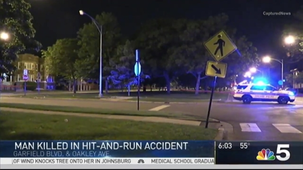 Man Killed in Deadly Hit-and-Run Crash on South Side